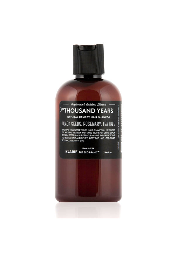 two thousand years shampoo