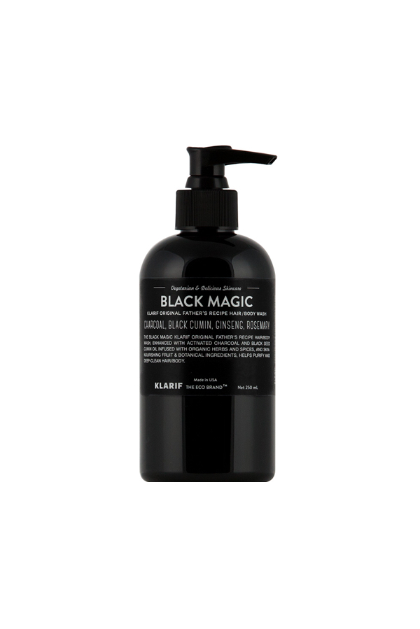 black magic wash