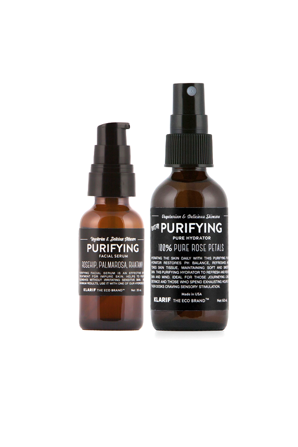 purifying duo rose petal