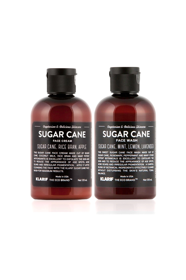 sugar cane duo acne free