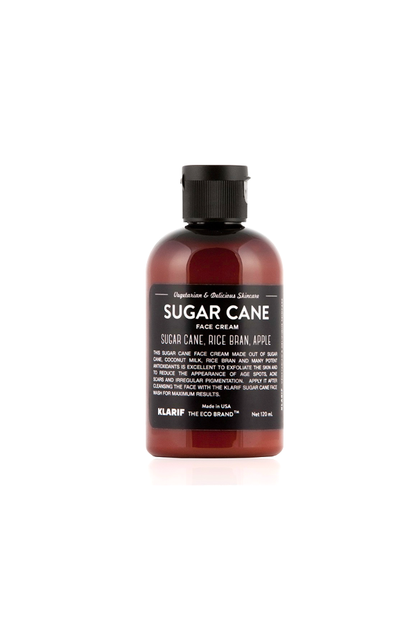acne free sugar cane face cream