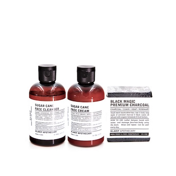 3 monsters acne treatment kit