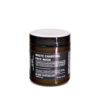 White Charcoal Mask